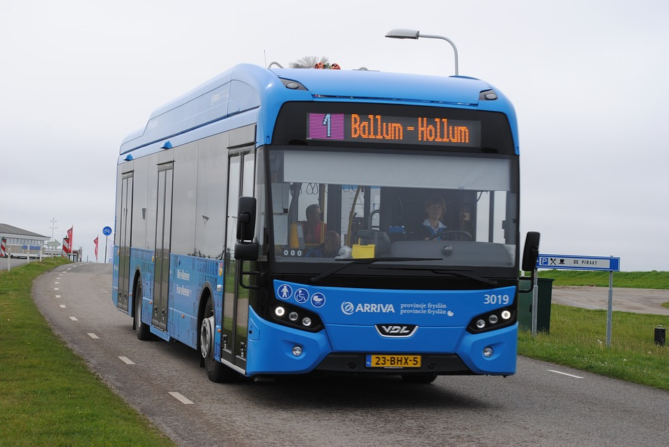Busvervoer ameland