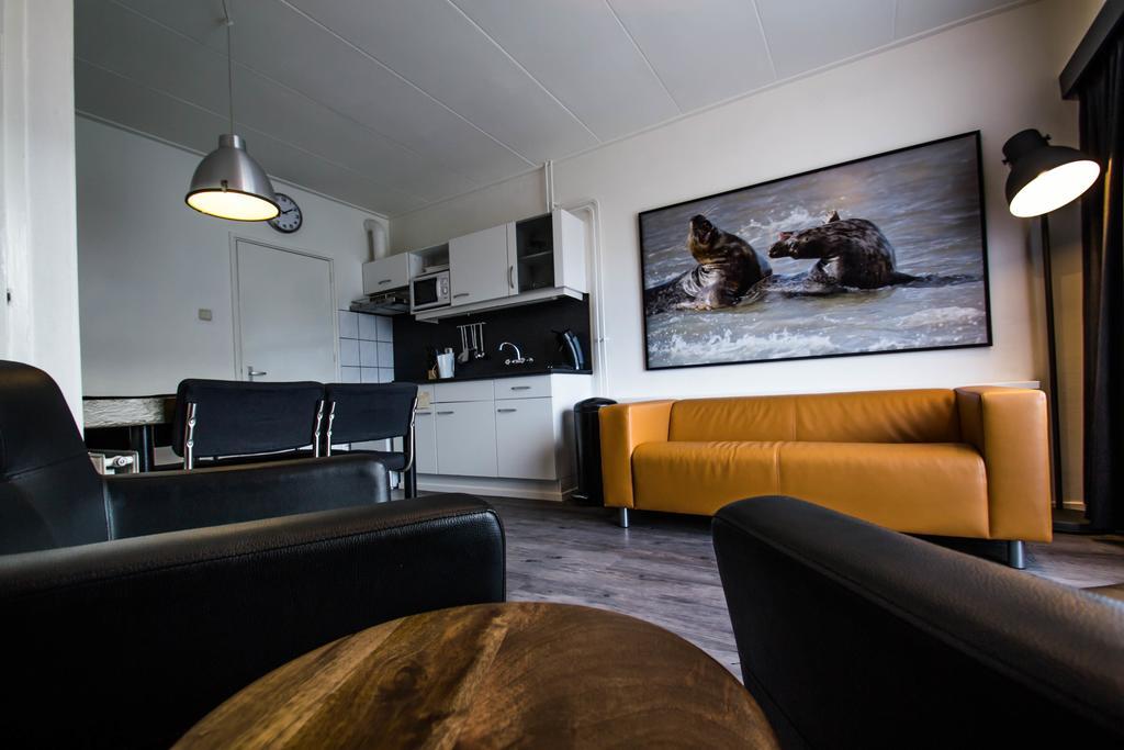 Kamer hotel de Berkenhof Ameland