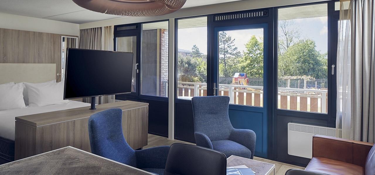 Kamer Westcord Hotel Noordsee Ameland