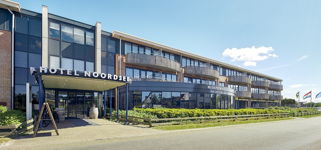 westcord-hotel-noordsee-ameland-ingang
